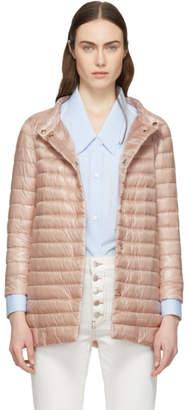 Herno Pink Down Rossella Jacket