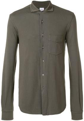 Aspesi long sleeved fitted shirt