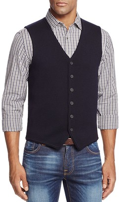 The Men's Store at Bloomingdale's Merino Wool Vest $168 thestylecure.com