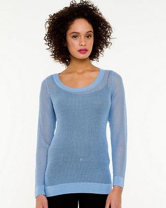Le Château Scoop Neck Sweater