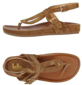 Belle Toe post sandal