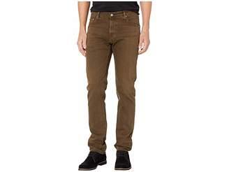 AG Adriano Goldschmied Tellis Modern Slim Leg Dsd Denim Pants in 7 Years Winter Moss