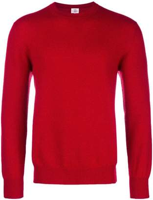 Kent & Curwen plain knit sweater