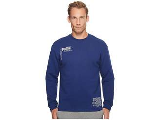Puma Disrupt Crew Men's Short Sleeve Pullover