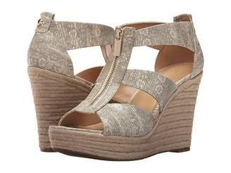 MICHAEL Michael Kors Damita Wedge Women's Wedge Shoes