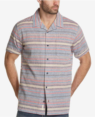 Weatherproof Vintage Men's Horizontal Striped Shirt