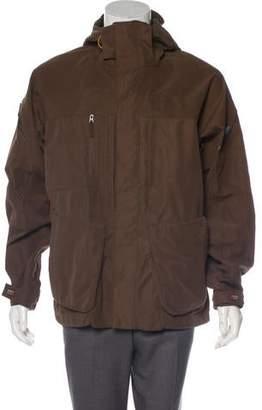 Burton Hooded Shell Jacket