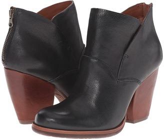 Kork-Ease - Castaneda Women's Zip Boots $198.95 thestylecure.com