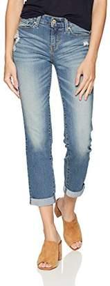 Levi's Gold Label Women's Plus Mid Rise Slim Boyfriend Jeans