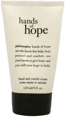 Philosophy Unisex 4Oz Hands Of Hope Hand & Cuticle Cream