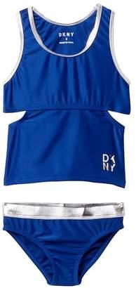DKNY 2-Piece Swimwear (Little Girls)