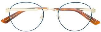 Gucci round glasses