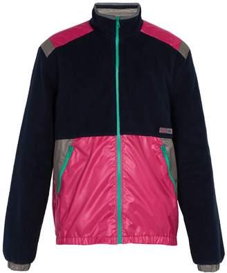 Lanvin Zip-up fleece jacket