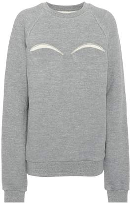 Maison Margiela Cotton-blend sweatshirt