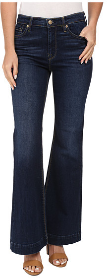 7 For All Mankind 7 For All Mankind Tailorless Ginger in Buckingham Blue