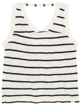 Treasure & Bond Knot Back Knit Tank