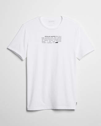 Express Vocalist Wanted Graphic Tee