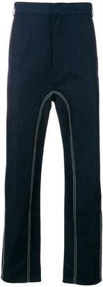 Cédric Charlier straight-leg jeans