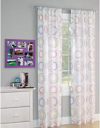 Your Zone your zone circle dot window panel