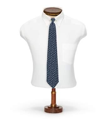 Ralph Lauren Handmade Silk Foulard Tie