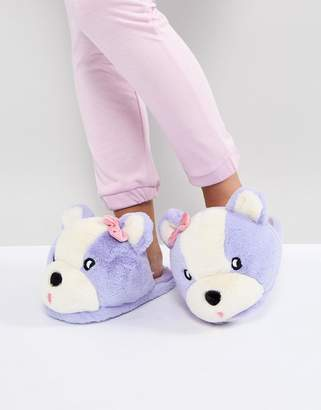 Lazy Oaf Teddy Slippers