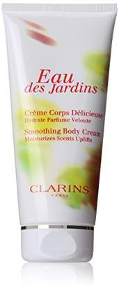 Clarins Eau Des Jardins Smoothing Body Cream for Unisex