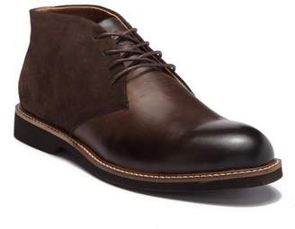 Original Penguin Lex Brown Leather Boot