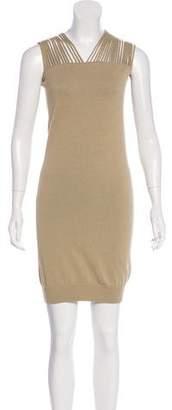 MM6 MAISON MARGIELA Sleeveless Knit Dress w/ Tags