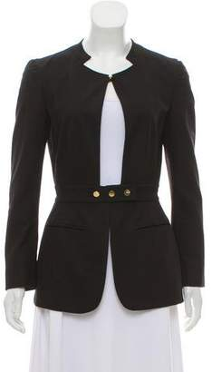 Vionnet Tailored Cutout Jacket