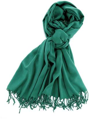6th Borough Boutique Green Pashmina Scarf