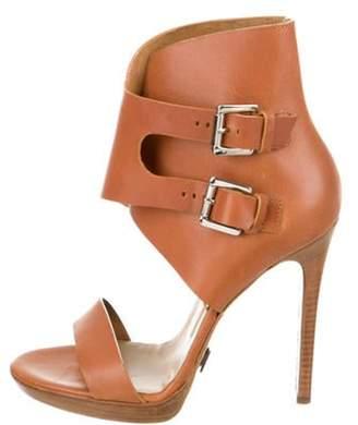 Michael Kors Platform Ankle Strap Sandals Platform Ankle Strap Sandals