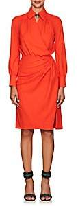 Altuzarra Women's Kat Crepe Dress - Red, Orange