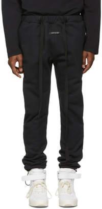 Fear Of God Black Core Sweatpants