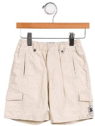 Burberry Boys' Mid-Rise Cargo Shorts w/ Tags