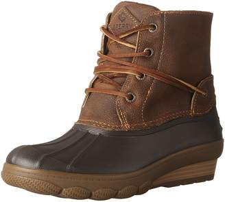 Sperry Women's Saltwater Wedge Tide Ankle Boots