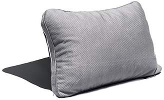 Coop Home Goods - Lulltra Hypoallergenic Zippered Pillow Protector - Machine Washable Cover - 15 Year Warranty (Camping - Toddler Gray)