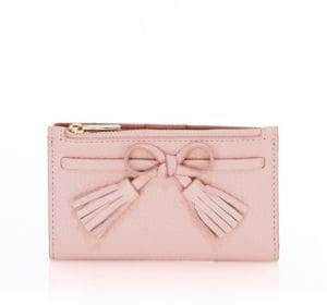 Kate Spade Mikey Leather Bow Wallet