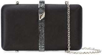 Inge Christopher embellished clutch bag