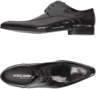 Dolce & Gabbana Lace-up shoes - Item 11530155ED