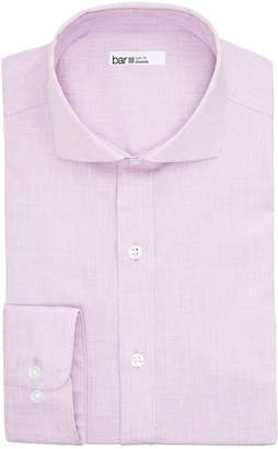 Bar III Men Slim-Fit Performance Stretch Solid Dress Shirt