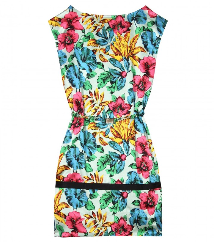 Marc by Marc Jacobs HAVANA FLORAL PRINT DRESS