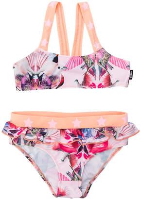 Molo birds of paradise print bikini