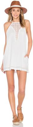 LSPACE Kokomo Halter Dress $110 thestylecure.com