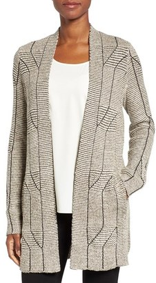 Women's Nic+Zoe Cascading Cables Knit Cardigan $188 thestylecure.com