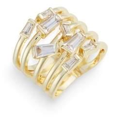 Melinda Maria Emily Stacked Ring