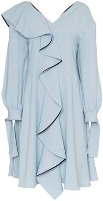 DAY Birger et Mikkelsen Adeam ruffle detail dress