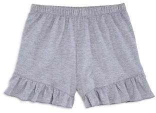 Aqua Girls' Ruffle-Trimmed Shorts, Big Kid - 100% Exclusive