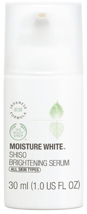 Moisture White Shiso Brightening Serum