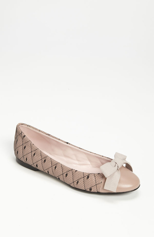 RED Valentino 'Bow' Flat