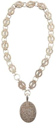 Carolina Bucci Silver Necklace